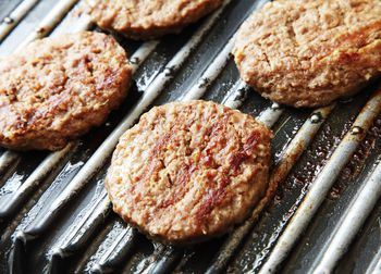 how to cook ground veal patties