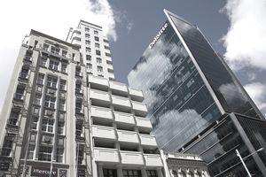 Deloitte Building on Queen Street.