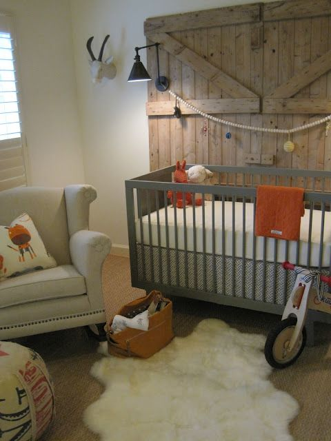 Cozy Kids Rooms with Rustic Style