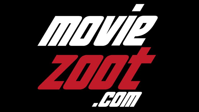 Screenshot of the MovieZoot website