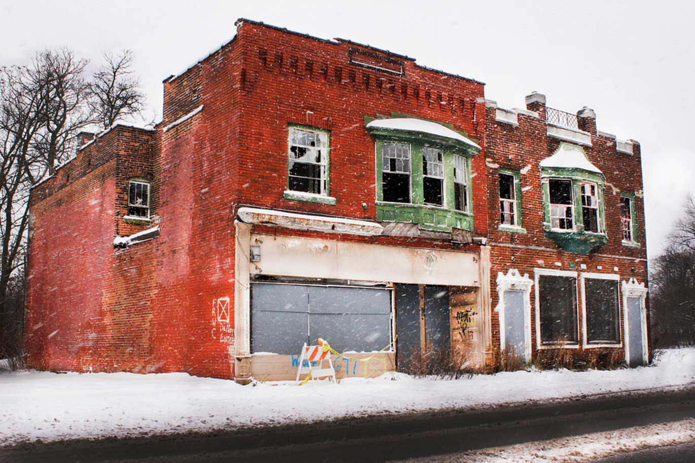 Western New York S Abandoned Buildings And Places