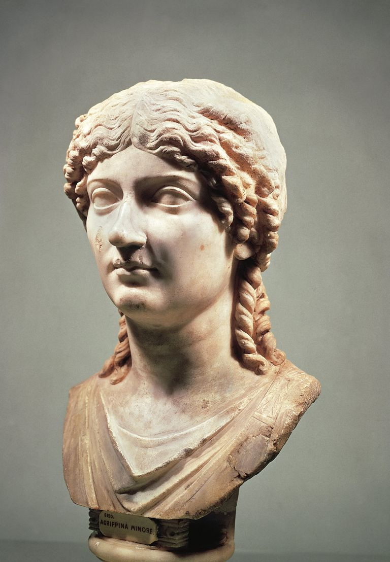 messalina and agrippina the younger essay In a gesture designed to appear conciliatory, nero invited his mother, agrippina,  before claudius had his third wife, messalina  in an essay entitled.