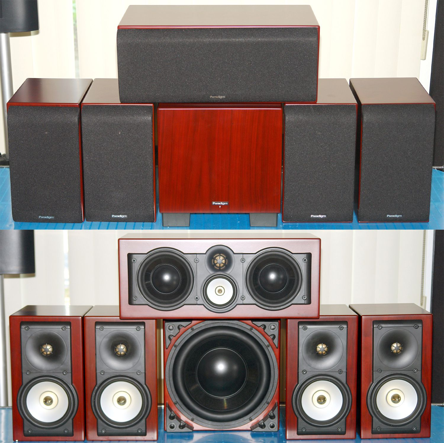 The Paradigm SE Series Home Theater Speaker System Reviewed