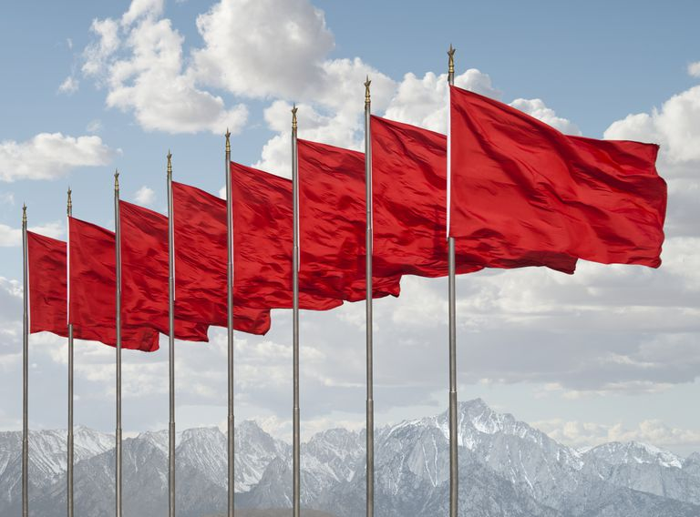 red flags in accounting