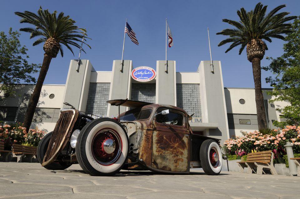 Wally Parks NHRA Museum