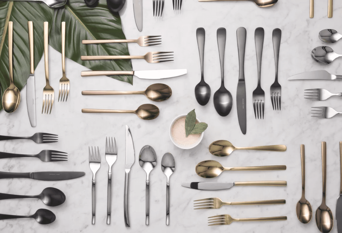 the 9 best flatware and silverware sets to buy in 2018. Black Bedroom Furniture Sets. Home Design Ideas