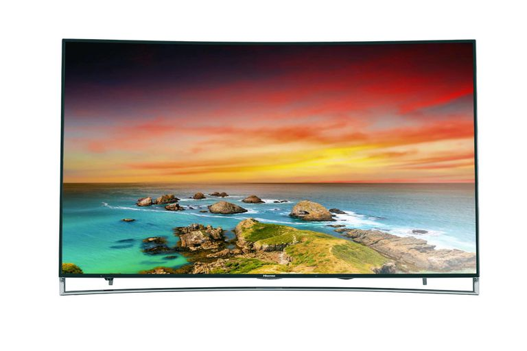 Hisense 65H10B2 Curved Screen 4K ULED TV