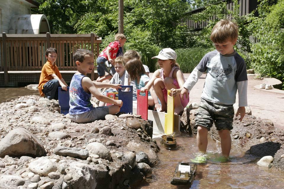 Children's Garden at Missouri Botanical Garden