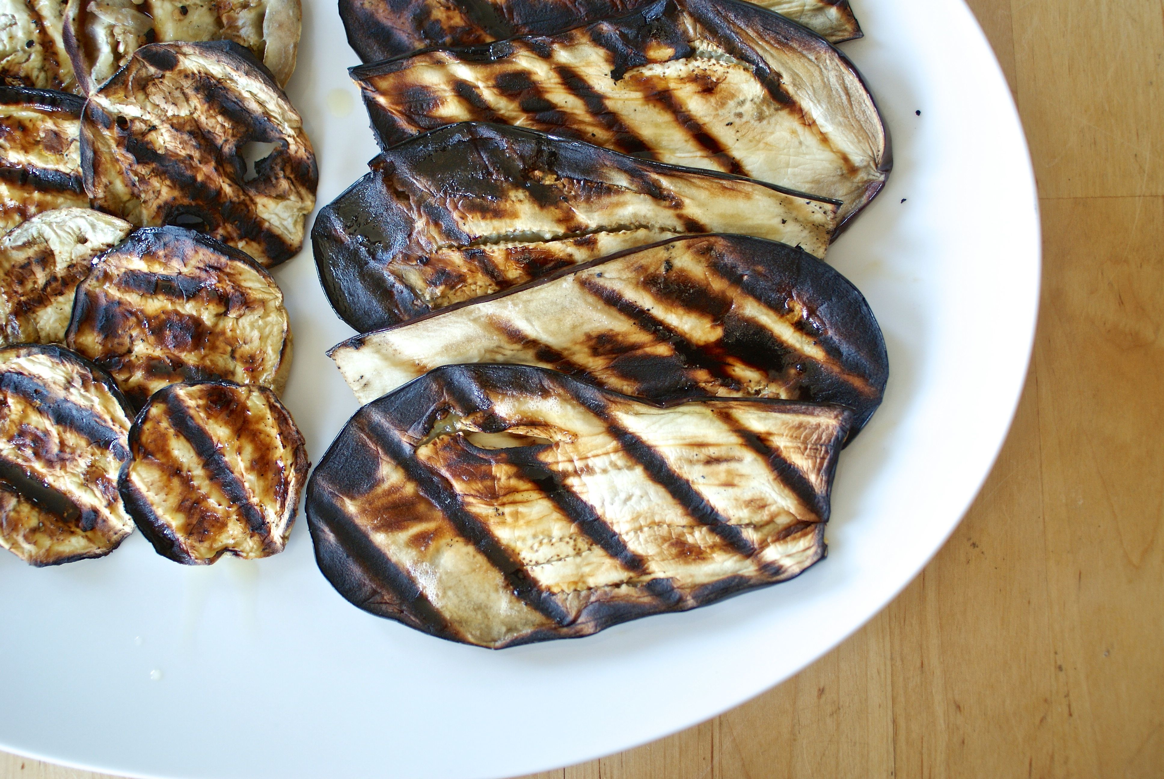 how to cook the perfect eggplant
