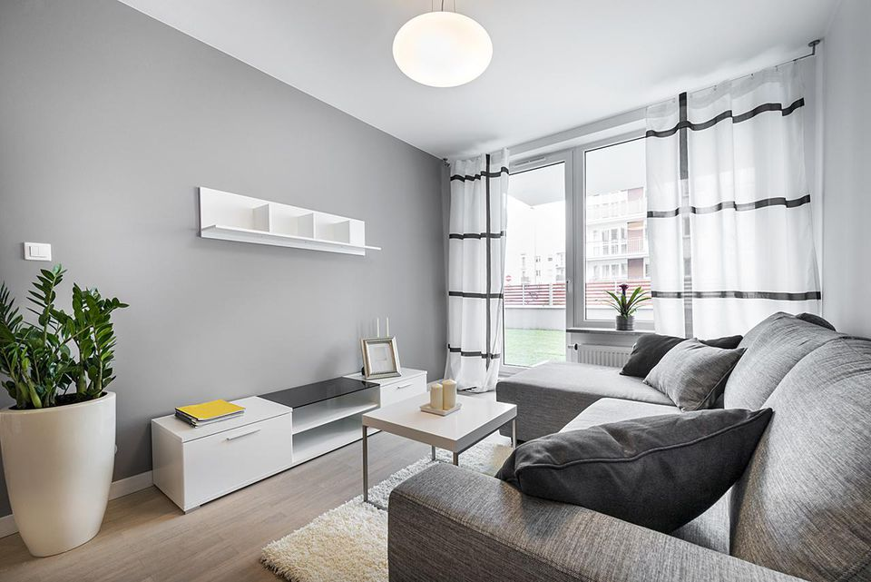 How to Use Color in Small Spaces | Color.About.com
