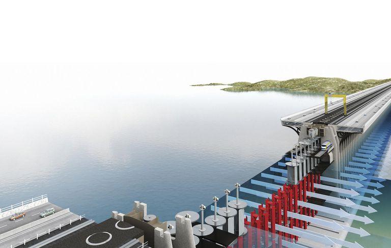 Tidal Energy Bridge