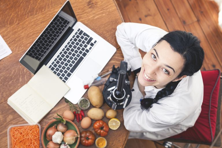 I got You Might Make a Good Dietitian. Do You Want to Be a Dietitian?