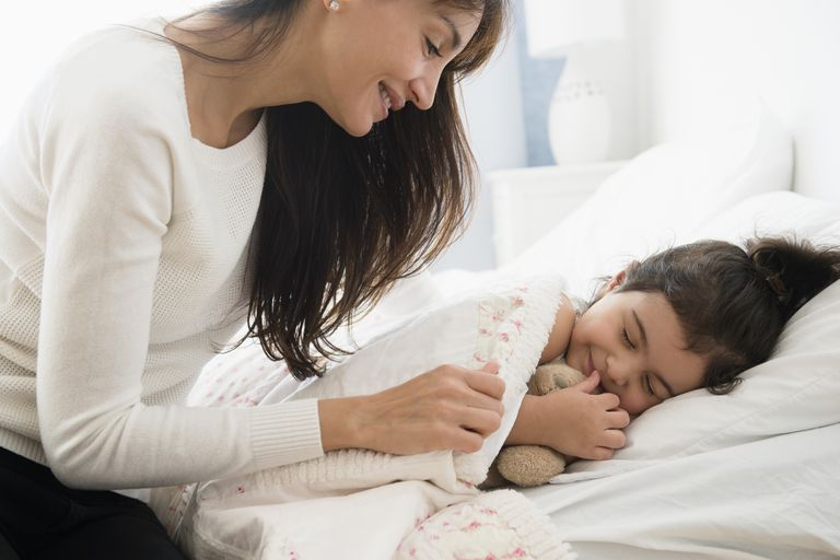 bedtime routines help children sleep