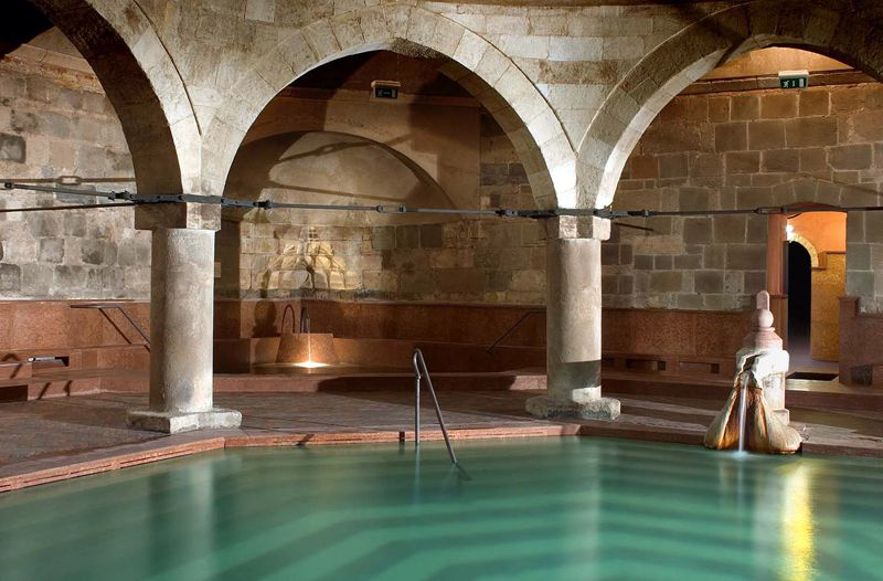 The Best Thermal Baths To Visit In Budapest - The 5 best thermal baths in budapest