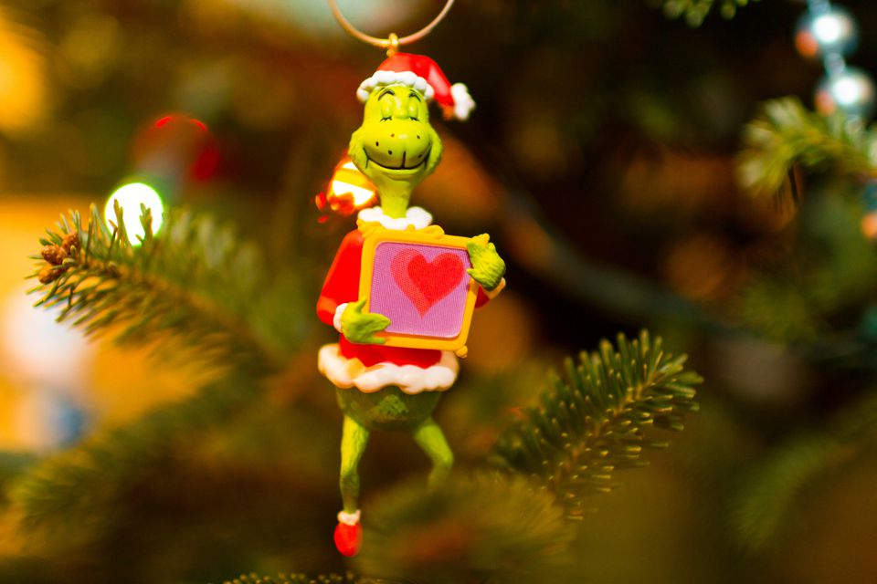 The Grinch's Heart Grew Three Sizes That Day