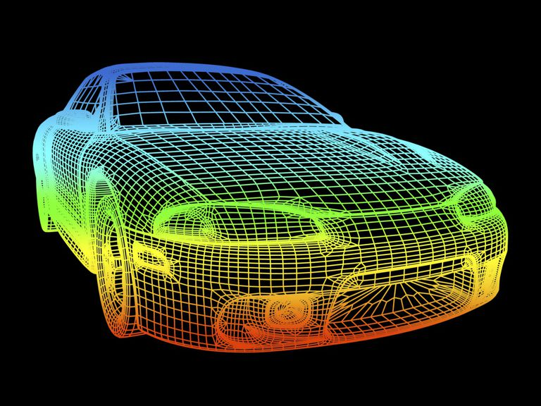Topology of car