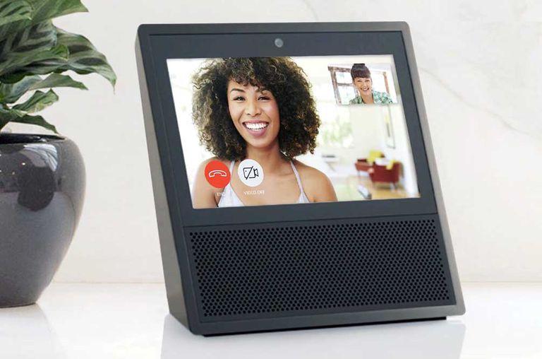 The Amazon Echo Show