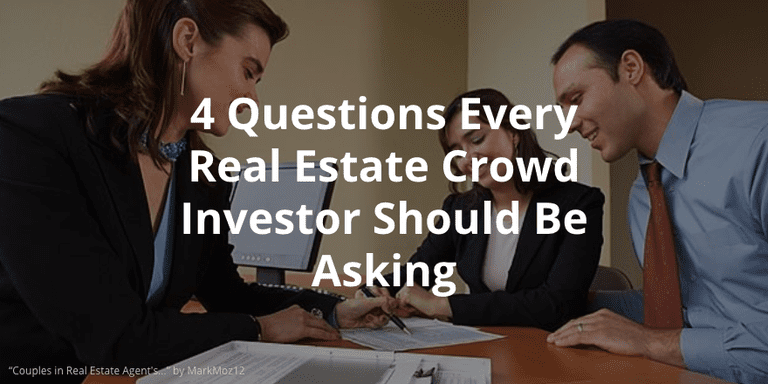 questions to ask about real estate crowdfunding