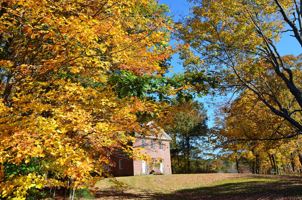 New England Fall Foliage Reports - Fall foliage map us 2016