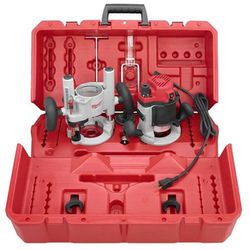 Milwaukee 5616-24 Combination Router Kit