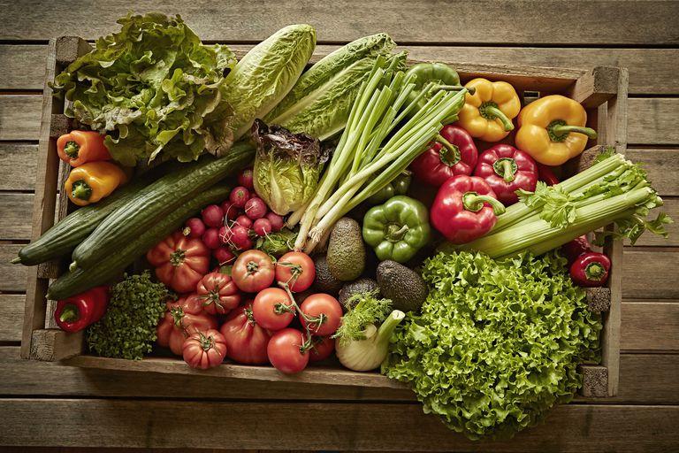 Vocabulario de plantas en ingl s for Semillas de frutas y verduras