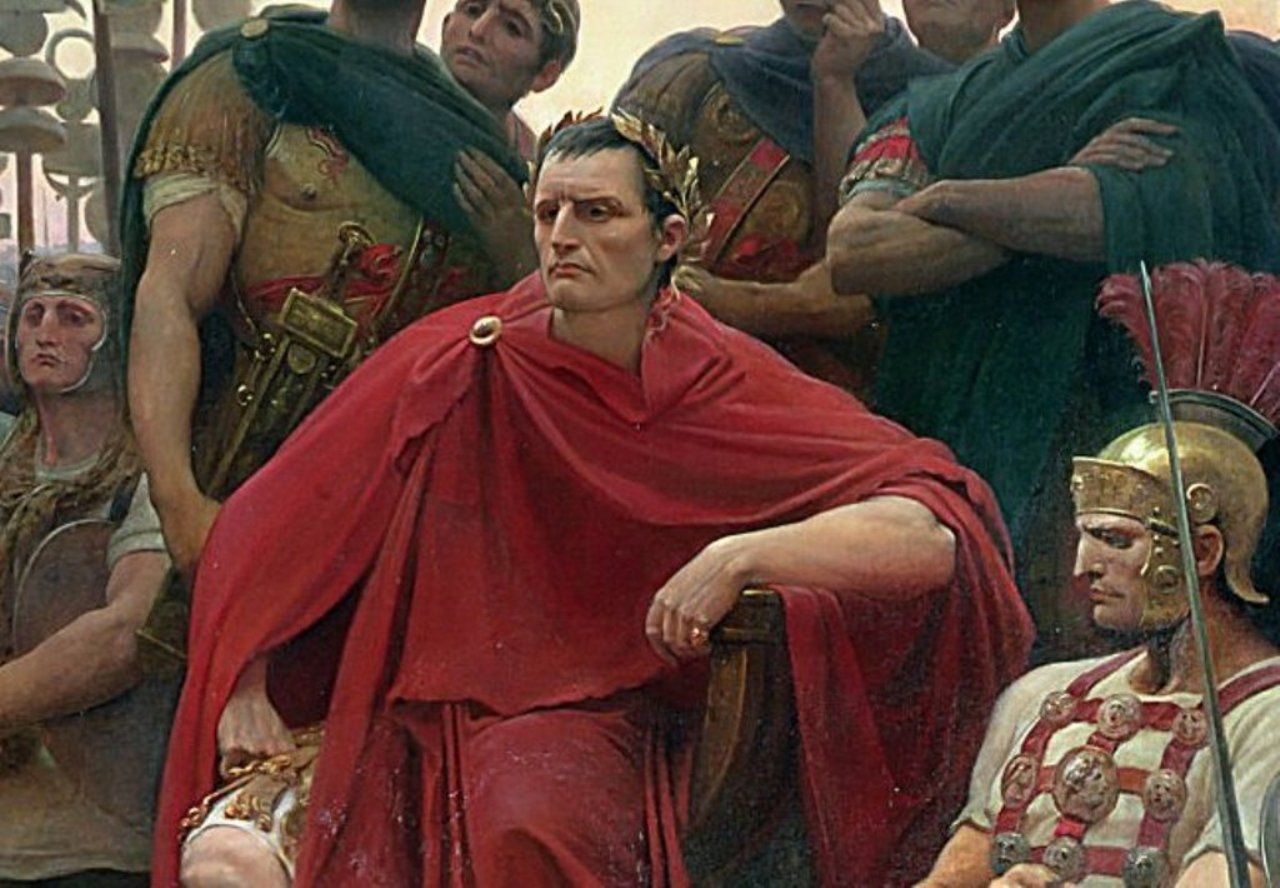 julius caesar war on terrorism Gaius julius caesar was born in july 100 bc into a patrician family that claimed to be descended from julus, son of the trojan prince aeneas, who in turn was the supposed son of the goddess venus.
