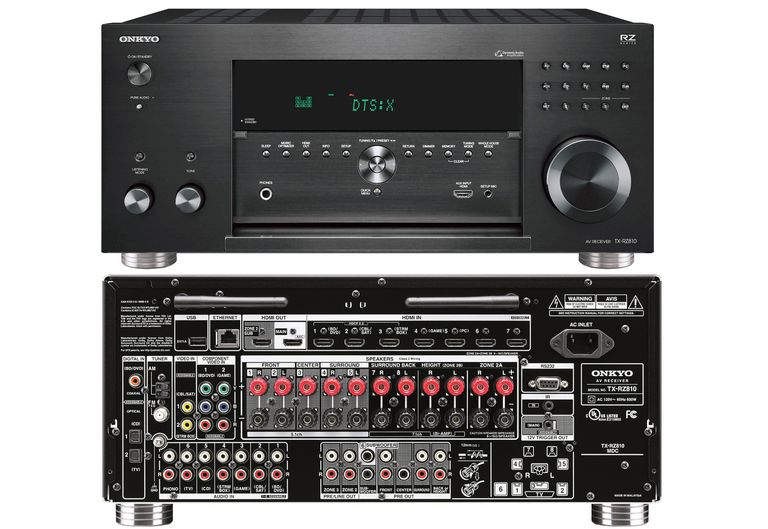 Onkyo TX-RZ810 Home Theater Receiver