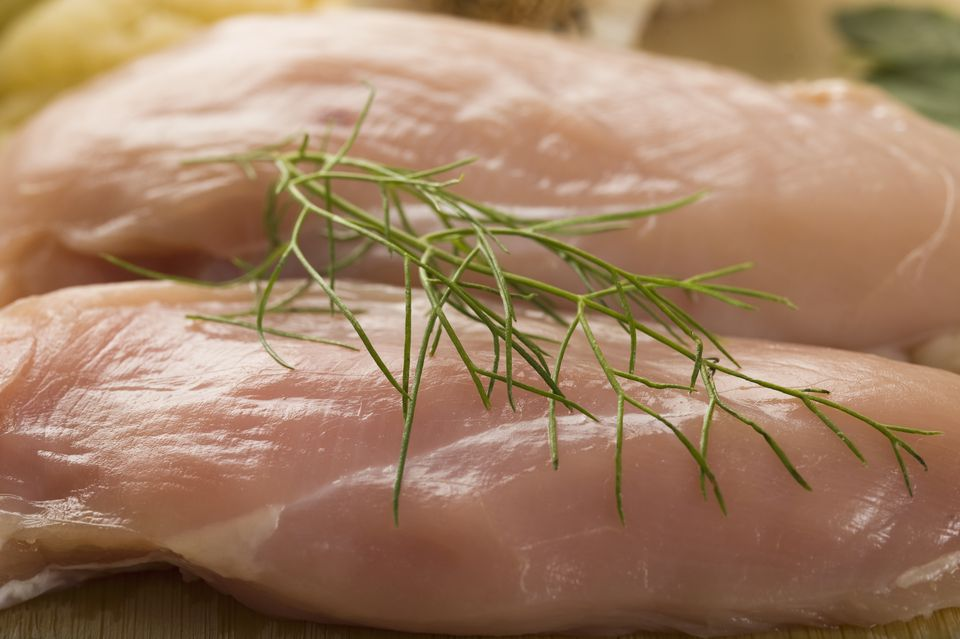 Chicken and Dill