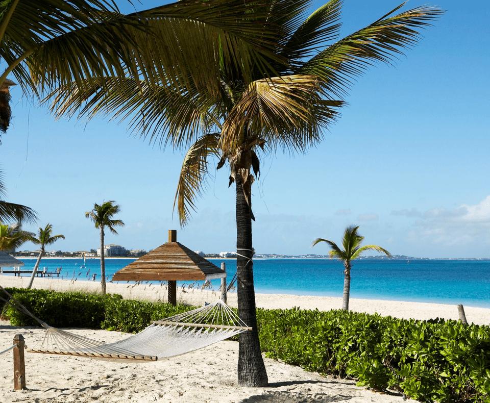 Club Med hammock
