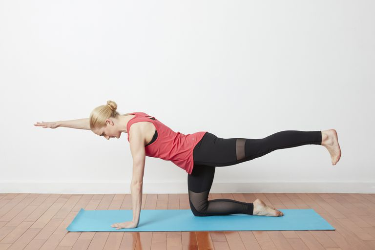 Hands and Knees Balance