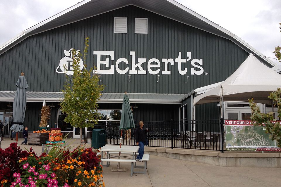 Eckert's Belleville front