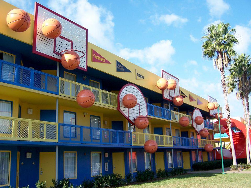 Disney All Star Sports Resorts