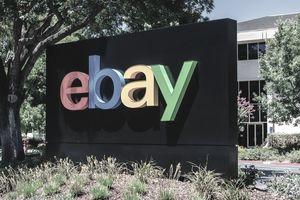 ebay company sign
