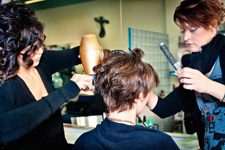 Holiday tipping guide how much should you tip your barber hair stylist and manicurist urmus Choice Image