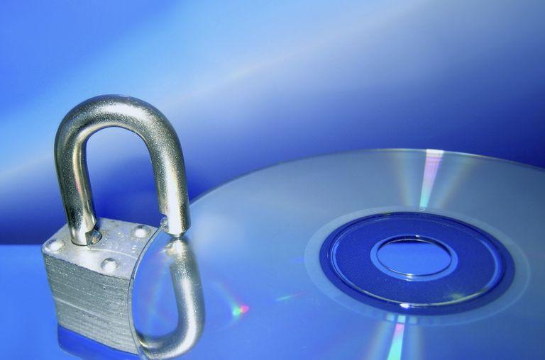 Locked CD