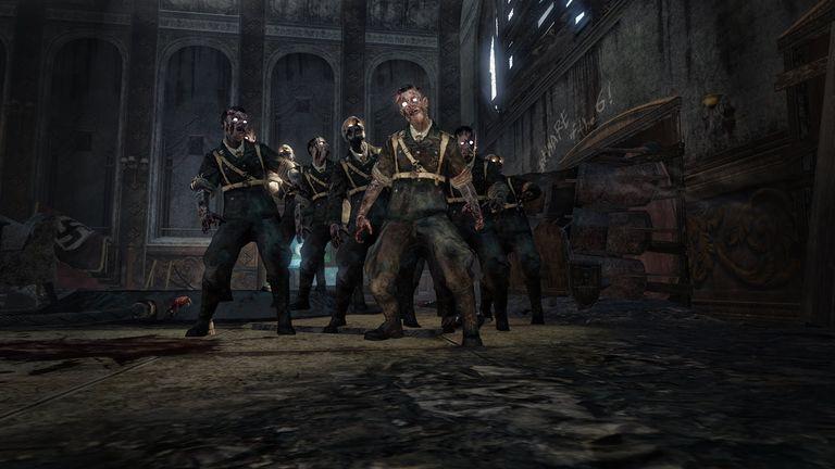 Nacht der Untoten - Call of Duty Zombies Map