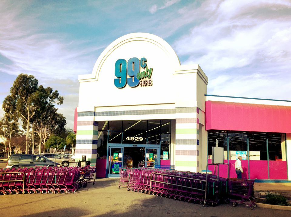99cent only store