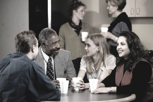 You don't want to hire employees who are just like you. Seek diversity.