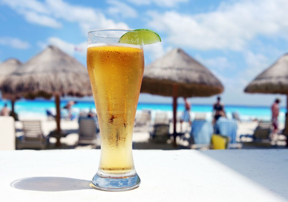 Drinking Age in Cancun, Mexico