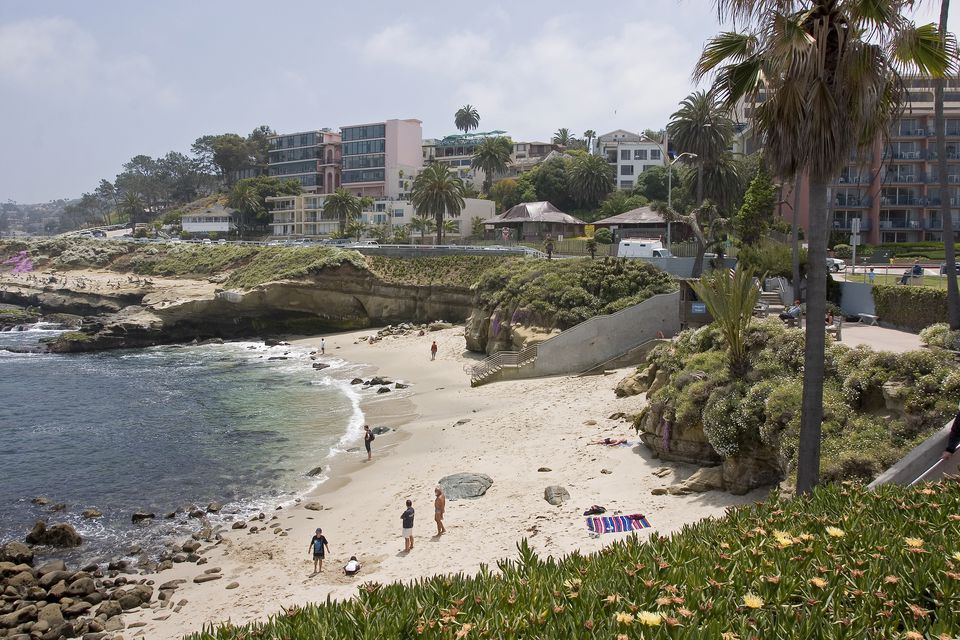 Living in La Jolla, California