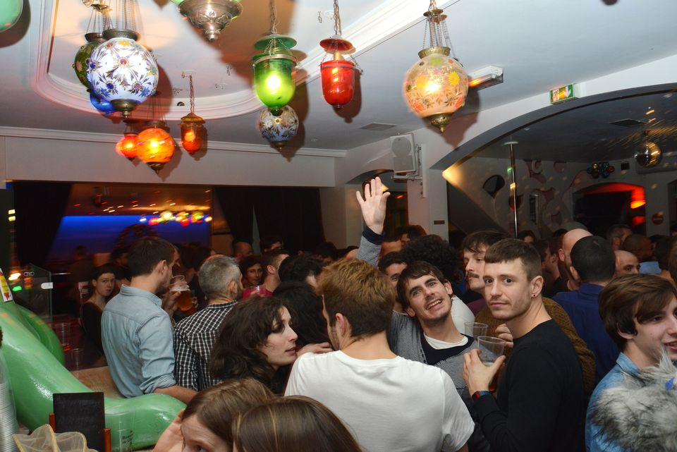Rosa Bonheur is one of the best LGBT-friendly nightclubs and bars in Paris.