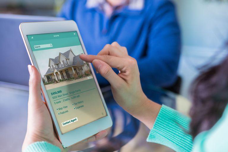 App de venta de casas