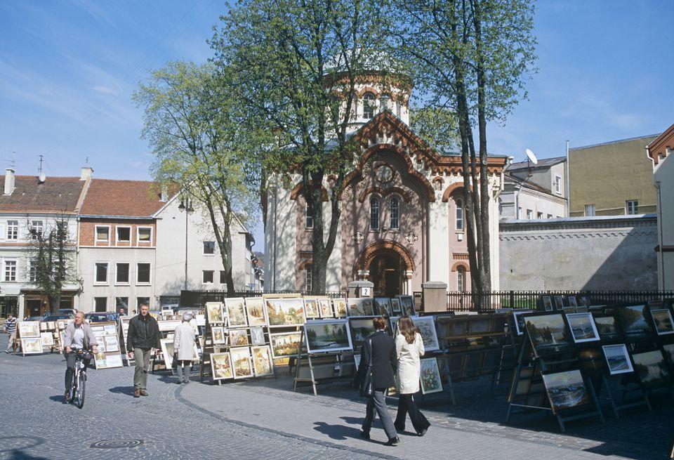 Lithuanian markets