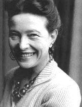 15 frases para entender el feminismo: Simone de Beauvoir.