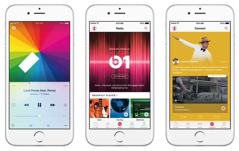 music apps for iphone using the iphone app 2212