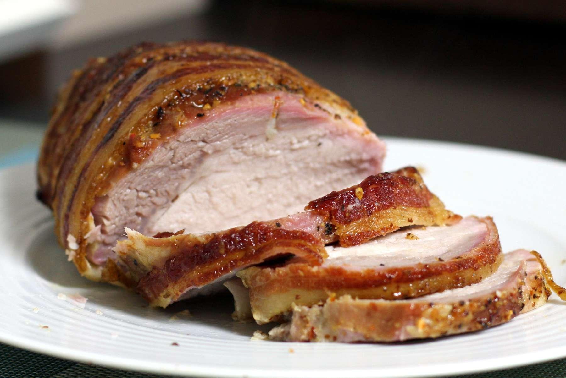 recipe: bourbon glazed pork tenderloin food network [27]