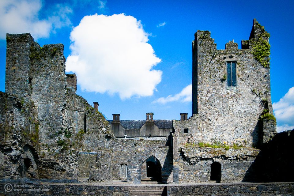 Ormond Castle in Carrick-on-Suir ... where Queen Elizabeth I never visited relatives
