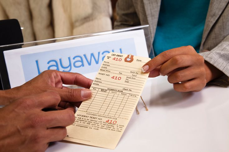 12 Stores With The Best Layaway Programs