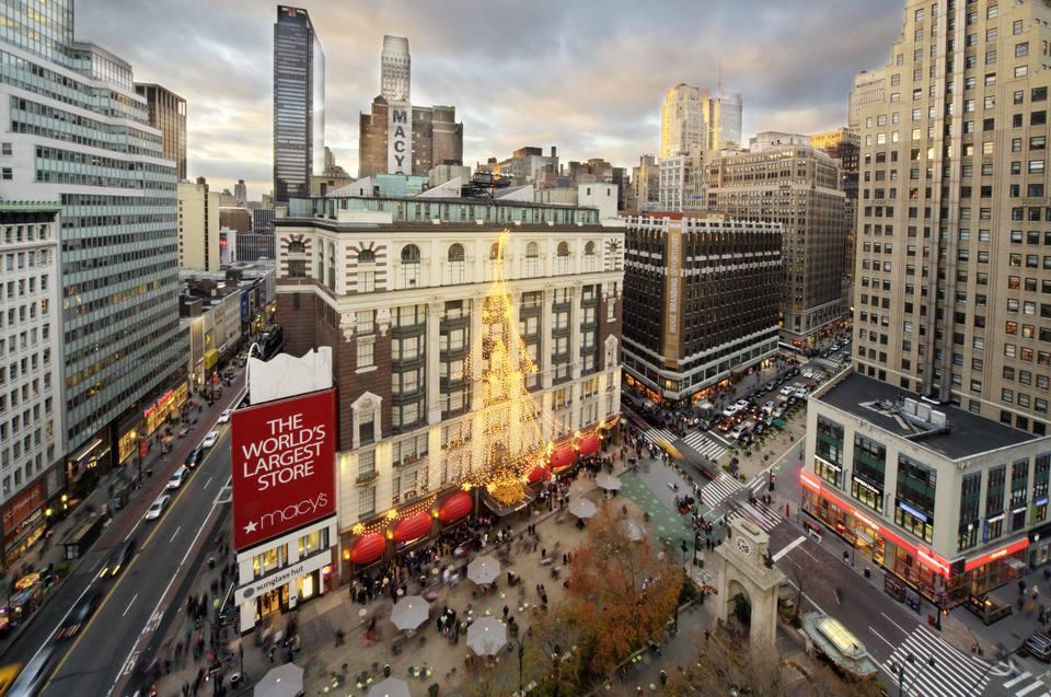 Macy's Department Store, Manhattan