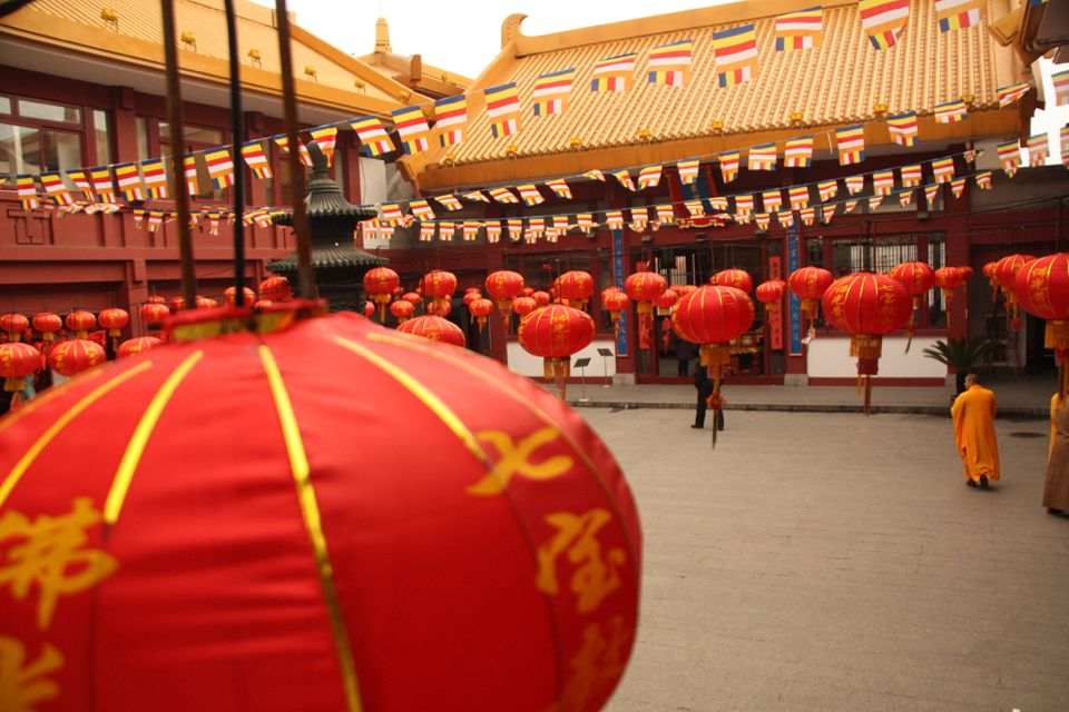 qibao temple shanghai